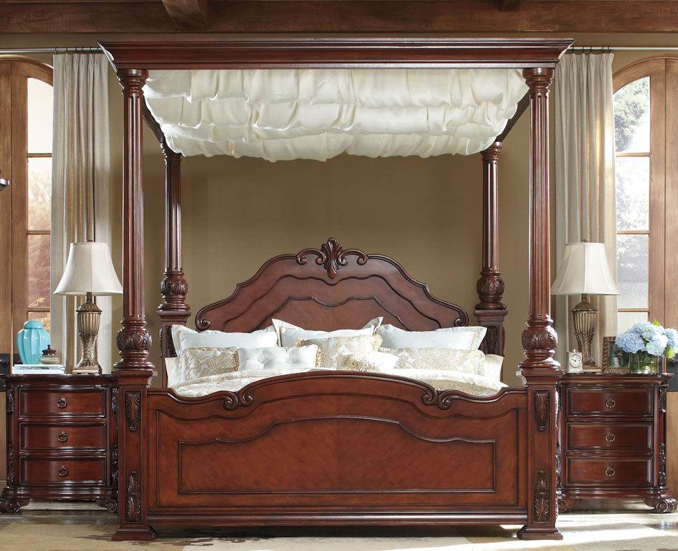 Victorian style master bedroom for Victorian style master bedroom