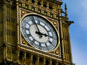 big ben clock eve